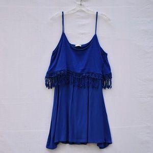 🌈CLEAROUT Tassel Crochet Dress